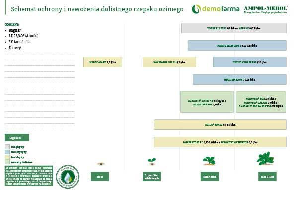 schemat ochrony pszenicy